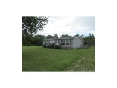 Harrison County Single Family Home For Sale: 7429 Black Chapel Road SE