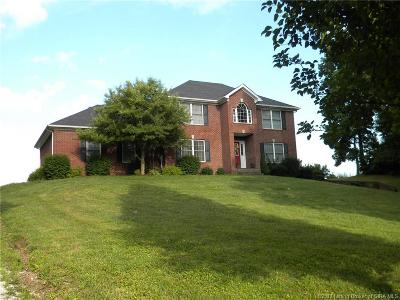 Harrison County Single Family Home For Sale: 700 Martin John Road N