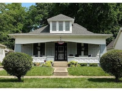 Harrison County Single Family Home For Sale: 428 E Chestnut