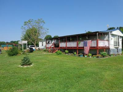 Washington County Single Family Home For Sale: 8298 E New Cut Road