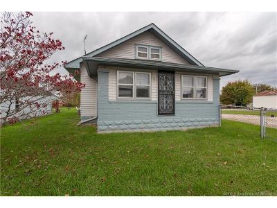 Scott County Single Family Home For Sale: 380 S Gardner Street