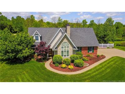 Harrison County Single Family Home For Sale: 5500 Cedar Way Drive NE