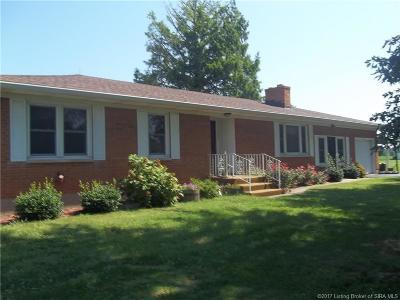 Harrison County Single Family Home For Sale: 3470 E Bradford Road NE