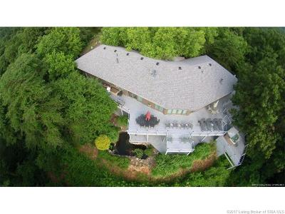 Floyd County Single Family Home For Sale: 3257 Lands End Road