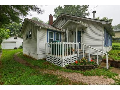 Harrison County Single Family Home For Sale: 308 Hill Street NW