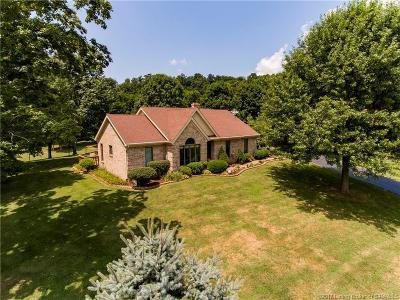 Floyd County Single Family Home For Sale: 390 Chanda Lane