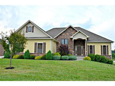 Floyd County Single Family Home For Sale: 6208 Woodbridge Trail