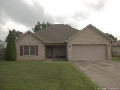 Scott County Single Family Home For Sale: 20 W Pigeon Ridge Court