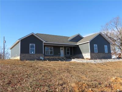 Harrison County Single Family Home For Sale: 2351 Grandview Avenue NE