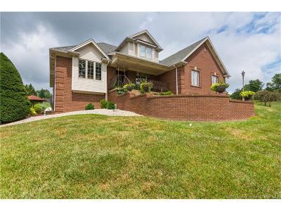 Harrison County Single Family Home For Sale: 515 Dillman Spring NE