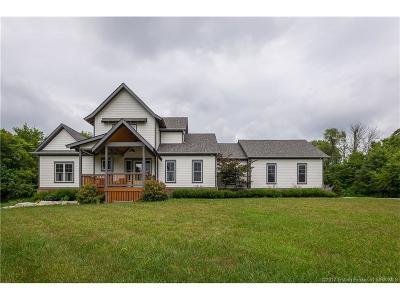 Floyd County Single Family Home For Sale: 9060 Walnut St