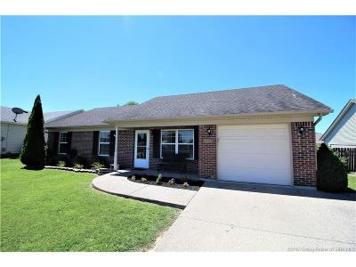 Scott County Single Family Home For Sale: 1199 N Solar Street