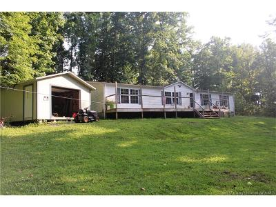 Crawford County Single Family Home For Sale: 5544 E Rothrock Lane