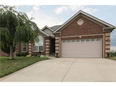Clark County Single Family Home For Sale: 11527 Yorktown Boulevard