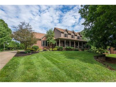 Floyd County Single Family Home For Sale: 7313 Wind Dance Parkway