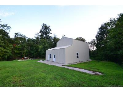 Harrison County Single Family Home For Sale: Stoner Hill Road SE