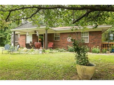 Harrison County Single Family Home For Sale: 10375 Highway 211 SE