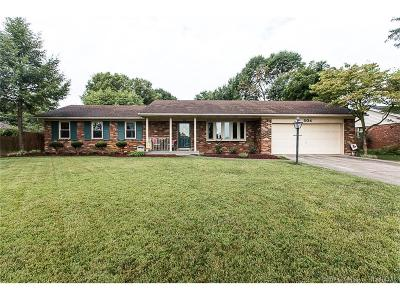 Clark County Single Family Home For Sale: 504 Hemlock Road