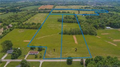 Clark County, Floyd County Residential Lots & Land For Sale: 7012 Salem Noble