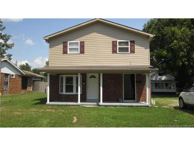Scott County Single Family Home For Sale: 869 N Second Street