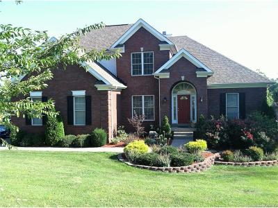 Floyd County Single Family Home For Sale: 6162 Park Street