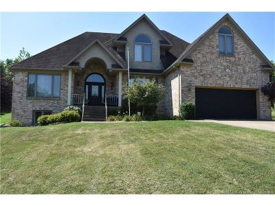 Floyd County Single Family Home For Sale: 2605 Old Lake Court