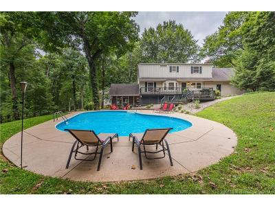Floyd County Single Family Home For Sale: 3028 Chimneywood Drive