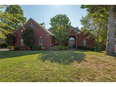 Floyd County Single Family Home For Sale: 4015 Marquette Drive