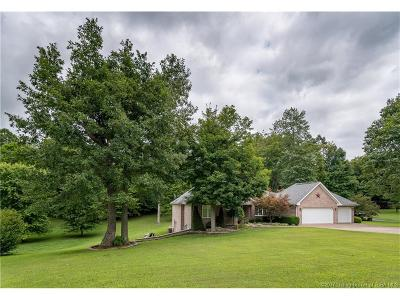 Harrison County Single Family Home For Sale: 2350 West Haven Drive NW