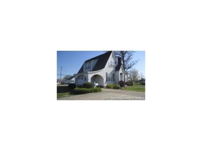 Scott County Single Family Home For Sale: 1020 W McClain Avenue