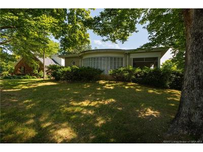 Floyd County Single Family Home For Sale: 2412 Green Valley Road