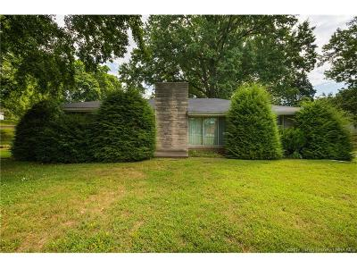 Floyd County Single Family Home For Sale: 2406 Green Valley Road