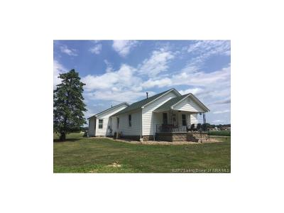 Harrison County Single Family Home For Sale: 951 St Peters Church Road SE