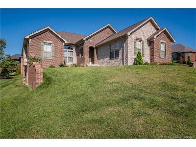 Floyd County Single Family Home For Sale: 1017 Charlet Ridge
