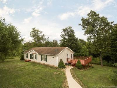Harrison County Single Family Home For Sale: 2385 Chinn Road SW