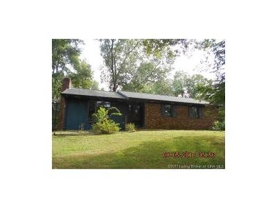 Harrison County Single Family Home For Sale: 241 Lake Rd SW