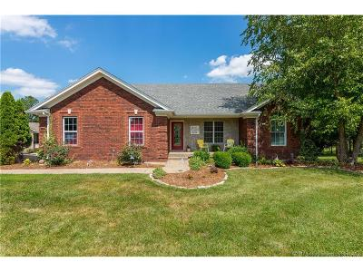 Harrison County Single Family Home For Sale: 707 Country Club Estates Drive SE