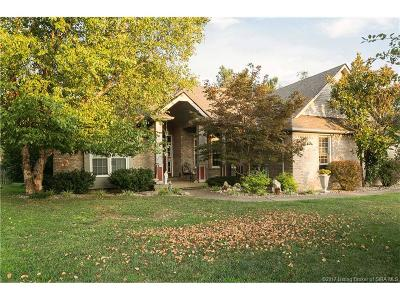 Floyd County Single Family Home For Sale: 3068 Autumn Hill Trail