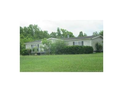 Harrison County Single Family Home For Sale: 6285 Black Chapel Road SE