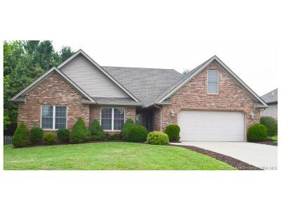 Floyd County Single Family Home For Sale: 1139 Copperfield