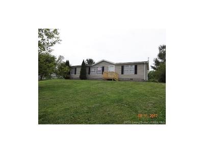 Harrison County Single Family Home For Sale: 3345 Motts Road NE