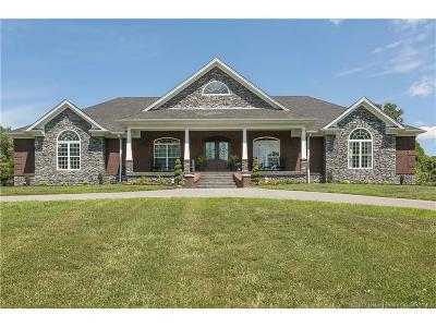 Clark County Single Family Home For Sale: 2400 Tunnel Mill Road
