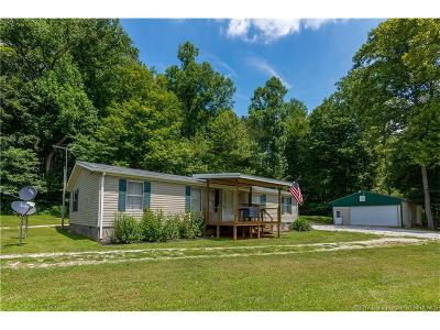 Harrison County Single Family Home For Sale: 3120 Burgess Circle NW