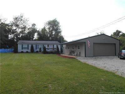 Washington County Single Family Home For Sale: 10249 S Bixler Road