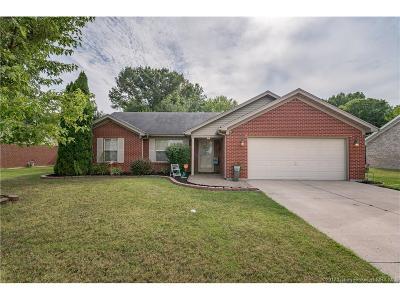 Clark County Single Family Home For Sale: 510 Reba Jackson Drive