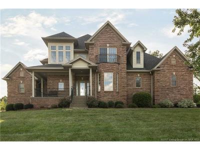 Floyd County Single Family Home For Sale: 6009 Huntington Creek Drive