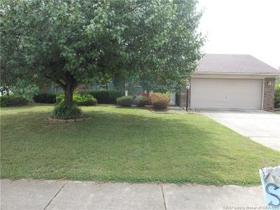 Clark County Single Family Home For Sale: 1212 Stonelilly Drive