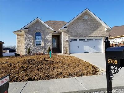 Clark County Single Family Home For Sale: 5709 Sugar Berry Lane