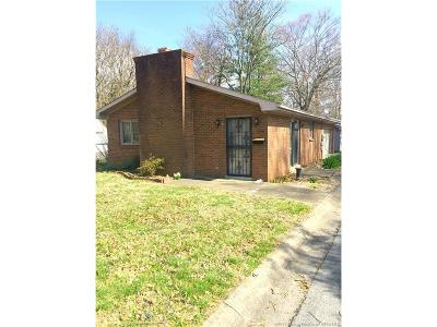 Floyd County Single Family Home For Sale: 1550 McDonald Avenue