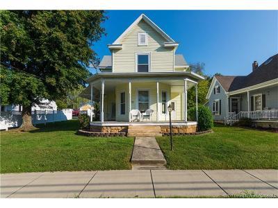 Harrison County Single Family Home For Sale: 342 E Walnut Street